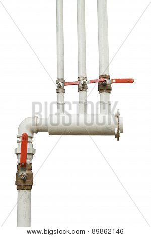 Water Distribution Pipes