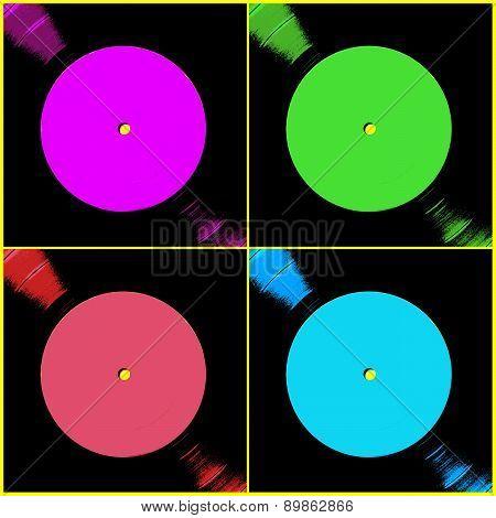 Vinyl Record Labels