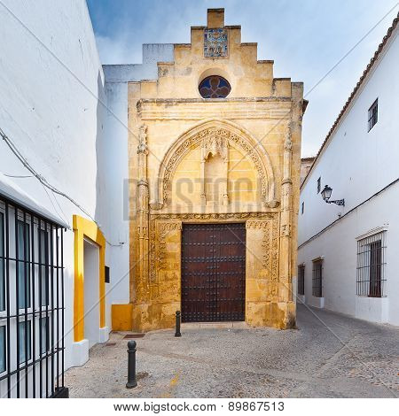 Church In Arcos