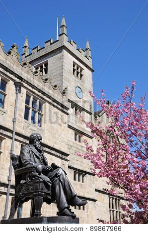 Darwin and Library, Shrewsbury.