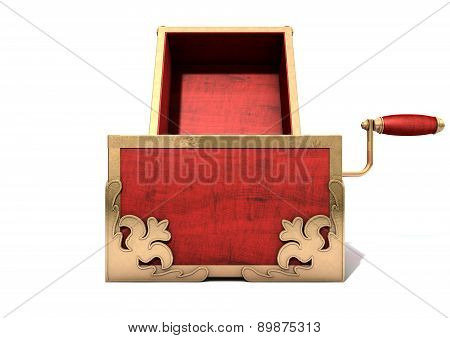 Open Jack-in-the-box Antique