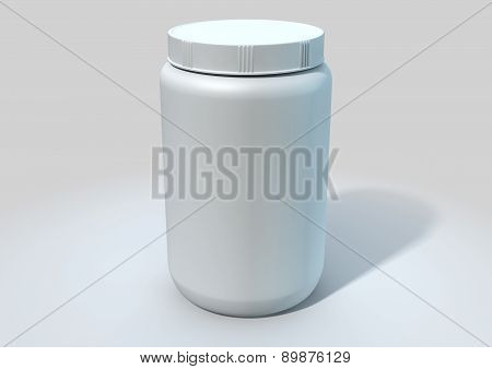 Generic White Container