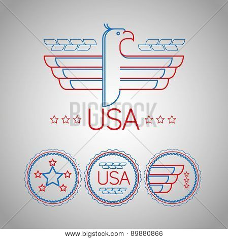 Made in the USA Symbol