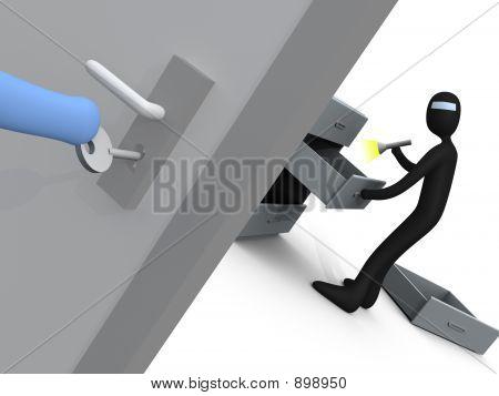 Burglar #2