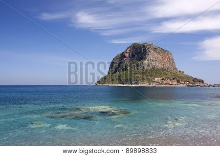 Monemvasia Rock, Greece