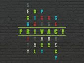 pic of crime solving  - Privacy concept - JPG