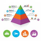 pic of striking  - Pyramid chart template - JPG