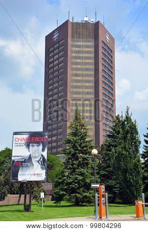 Maison Radio-Canada is a skyscraper