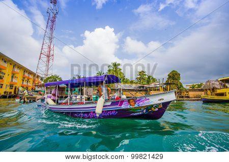 Bocas Del Toro Panama