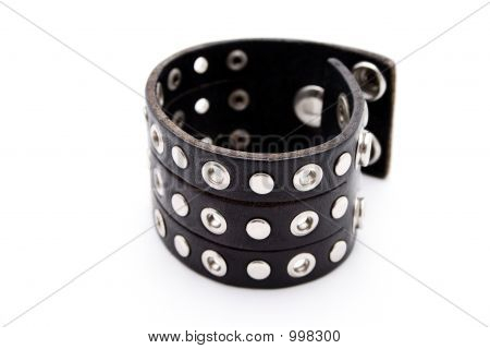 Leather Arm Strap 3