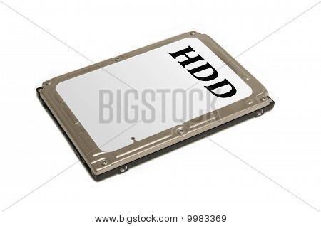 Unidade de disco rígido móvel isolada