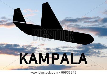 Kampala airport