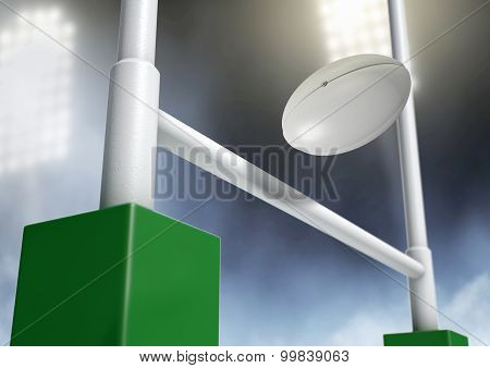 Rugby Posts Conversion Night