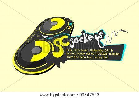 Djs-discjockeys