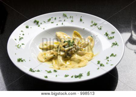 Italian Delicious Pasta Dish