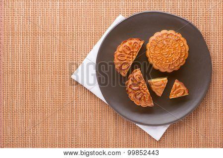 mooncake/ Chinese Cake