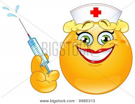 Nurse Emoticon