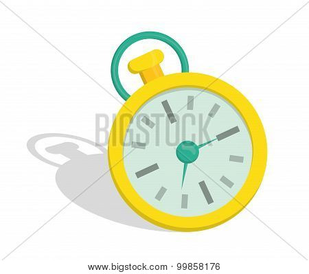Time clock design.