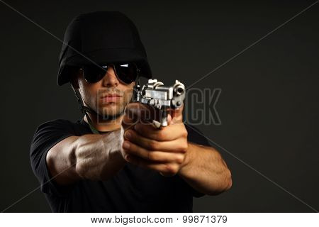 Police ops SWAT