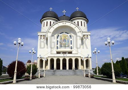 The Holy Trinity Cathedral