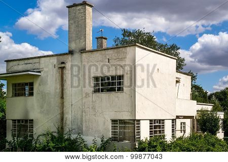 Modern Housing In England Essex Silver End