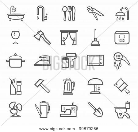 Signs, Household Goods, Appli...