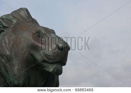 The lion of Bonifacio