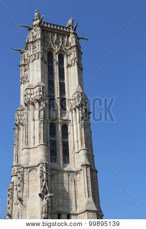 The Saint Jacques Tower