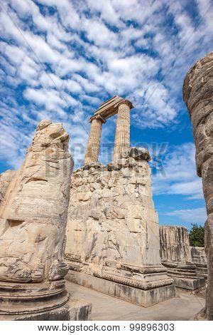 Ruins Apollo Temple
