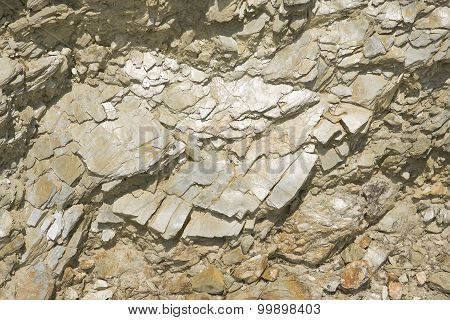 Rock Texture. Stone Background,