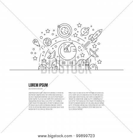 Space Line Concept