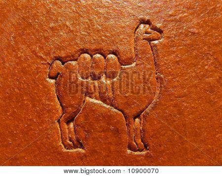leather llama