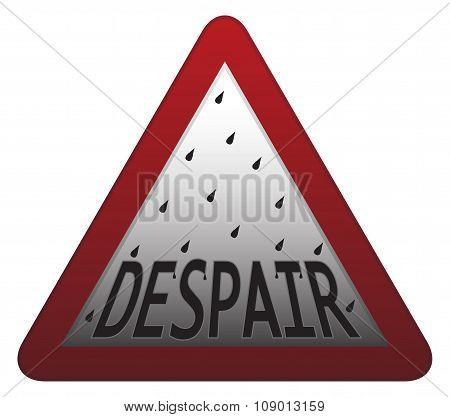 Despair Signpost