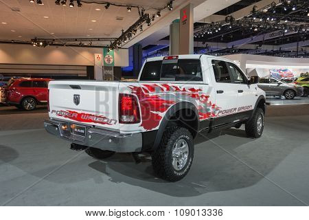 Ram 2500 Power Wagon
