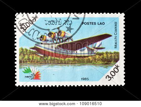 Laos 1985