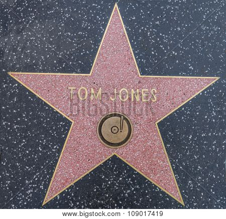 Tom Jones Star
