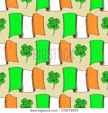 Sketch Irish Pattern