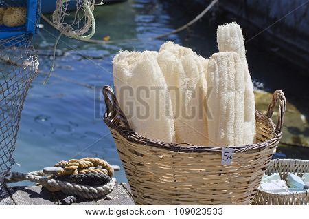 Loofah Sponges On Sale