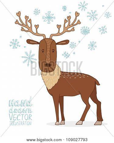 Nice Christmas Deer