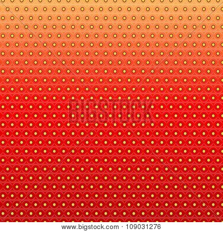 Seamless strawberry fruit skin pattern background.