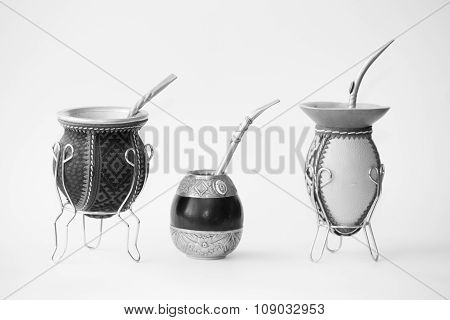 Mate Collection In Black And White
