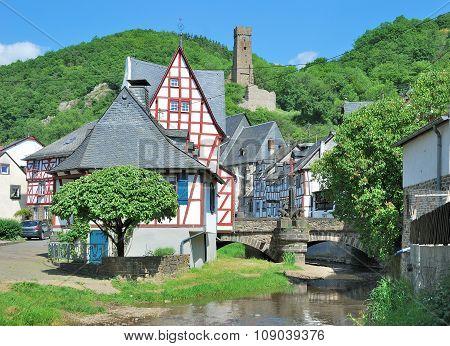 Monreal,Eifel,Germany