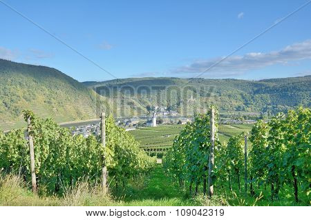 Beilstein,Mosel Valley,Germany