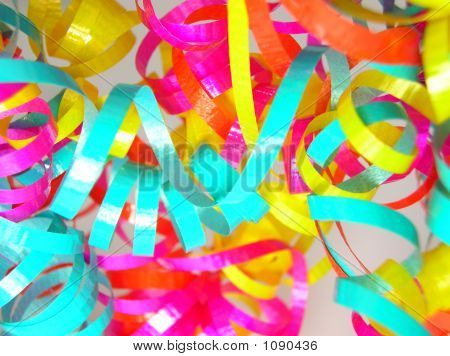 Multi-Color Party String