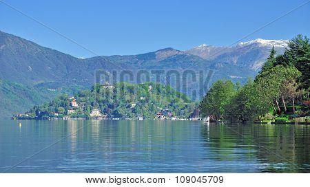Orta San Giulio,Lake Orta,Italy