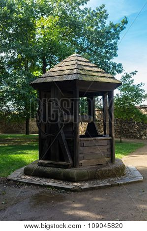 Old Medieval Well