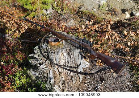 Moose Rifle