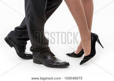 Business legs.