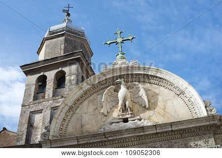 Ancient Venice Architecture