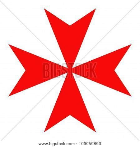 Malta Knights Cross